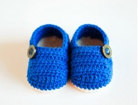 Crochet Baby Shoes-BS2505