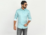 Raymond Fine Cotton Long Sleeve Shirt-4939