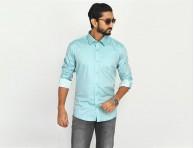 Raymond Fine Cotton Long Sleeve Shirt-4939