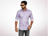 Raymond Fine Cotton Long Sleeve Shirt-4940