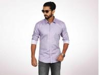 Raymond Fine Cotton Long Sleeve Shirt-4940
