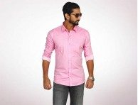 Raymond Fine Cotton Long Sleeve Shirt-4941