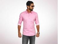 Raymond Fine Cotton Long Sleeve Shirt-4941