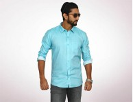 Raymond Fine Cotton Long Sleeve Shirt-4947