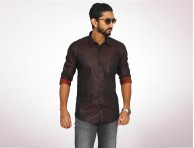 Raymond Fine Cotton Long Sleeve Shirt-4961